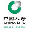 中国人寿股份有限公司金坛支公司的企业标志
